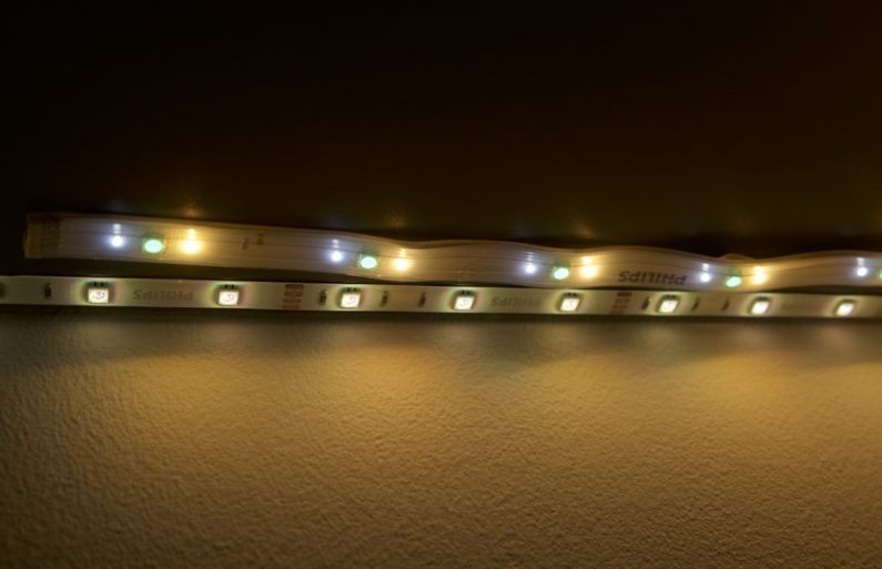 Test philips Hue Lightstrip Plus Extension
