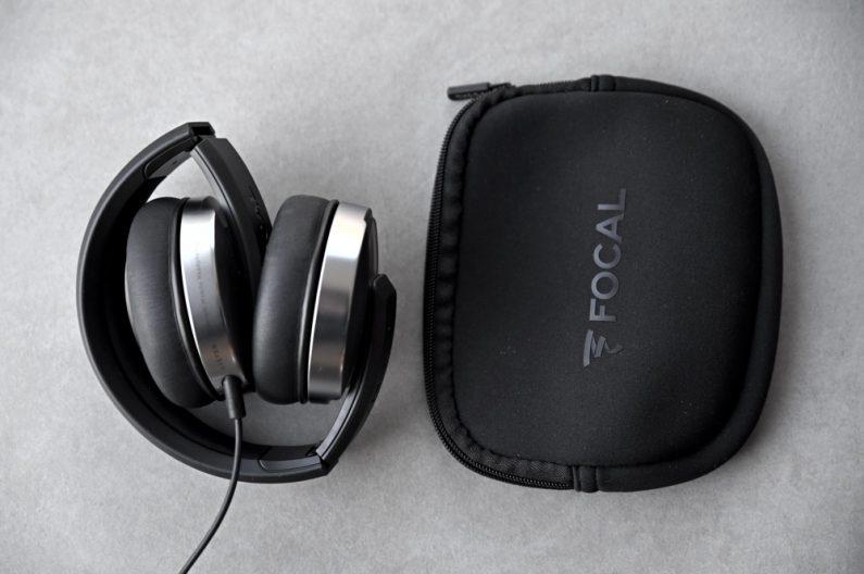 Test casque Focal Listen