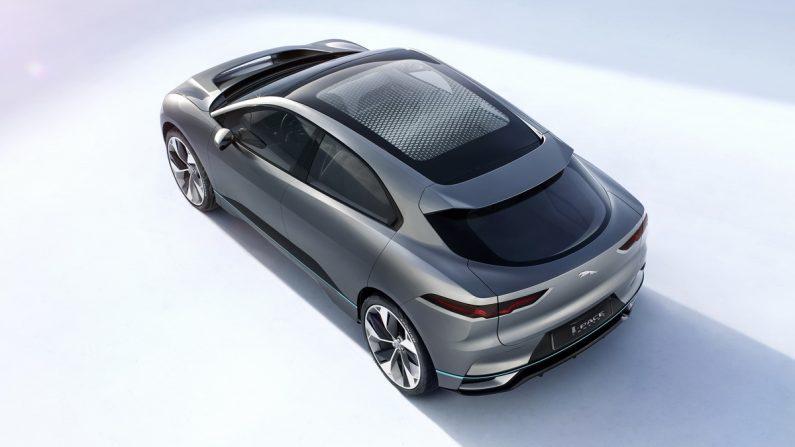 i-Pace : Jaguar se lance dans la course à la voiture électrique
