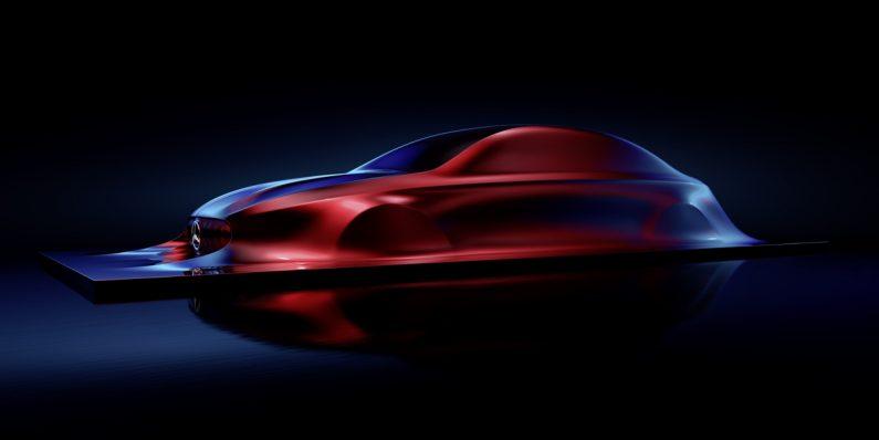 Mercedes Aesthetics A : Pureté sensuelle et nouvelle page du design Mercedes