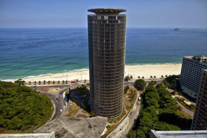 L'Hotel Nacional d'Oscar Niemeyer à Rio réouvre après plus de 20 ans