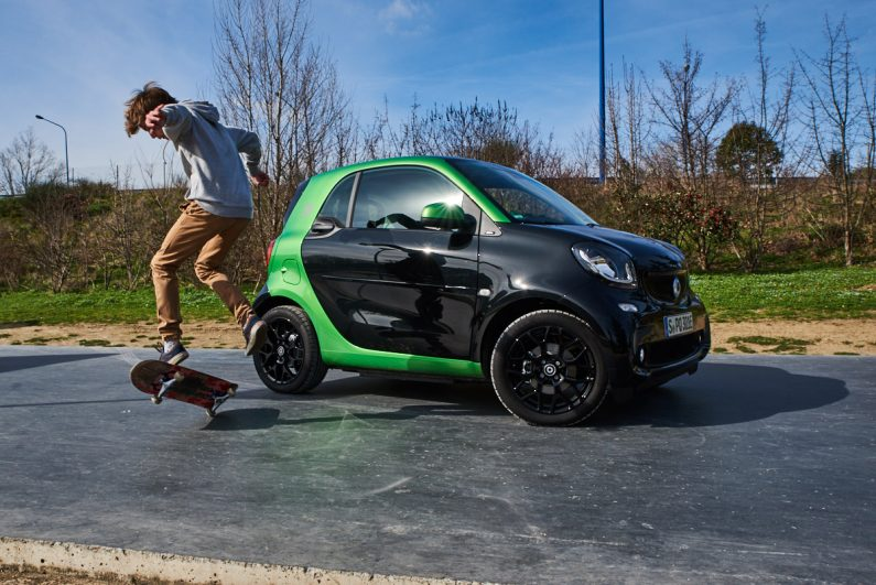 [test] Nouvelle Smart Fortwo Electric Drive : la vraie Smart