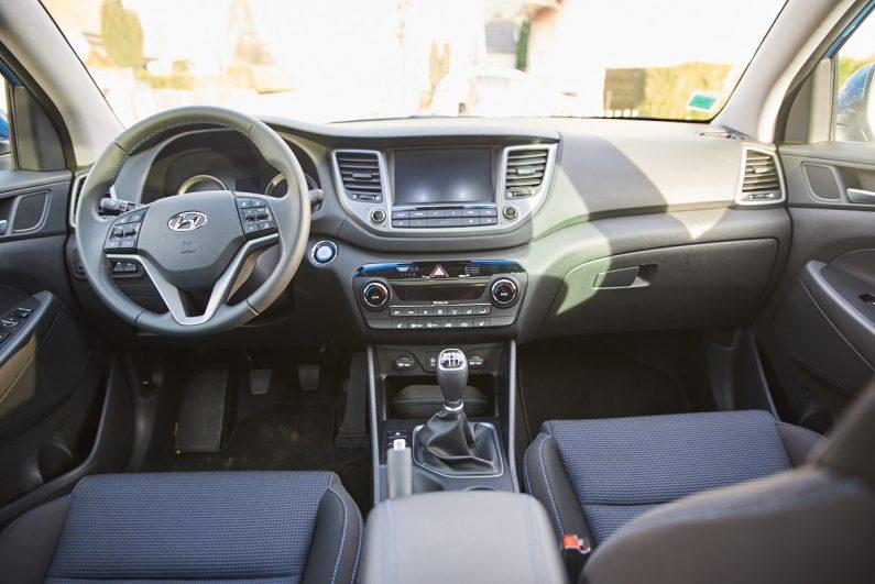 Test Hyundai Tucson 136ch CRDi