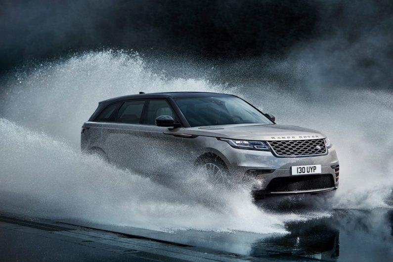 [Geneve 2017] Range Rover Velar : il démode tous les SUV