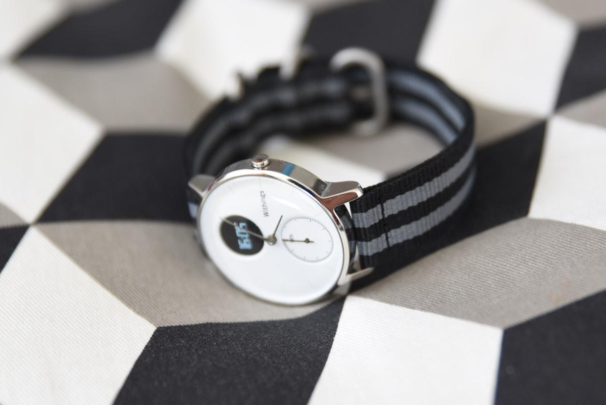 bracelet cuir nokia steel hr 40mm