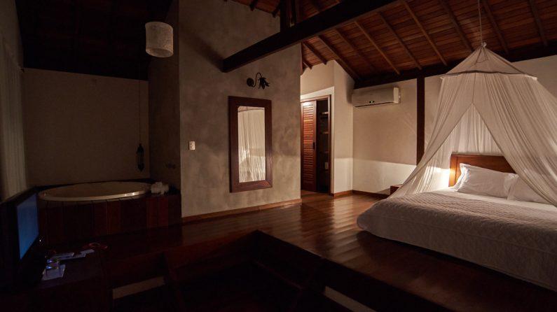 Vila dos Orixás boutique hôtel review morro sao paulo chambre room