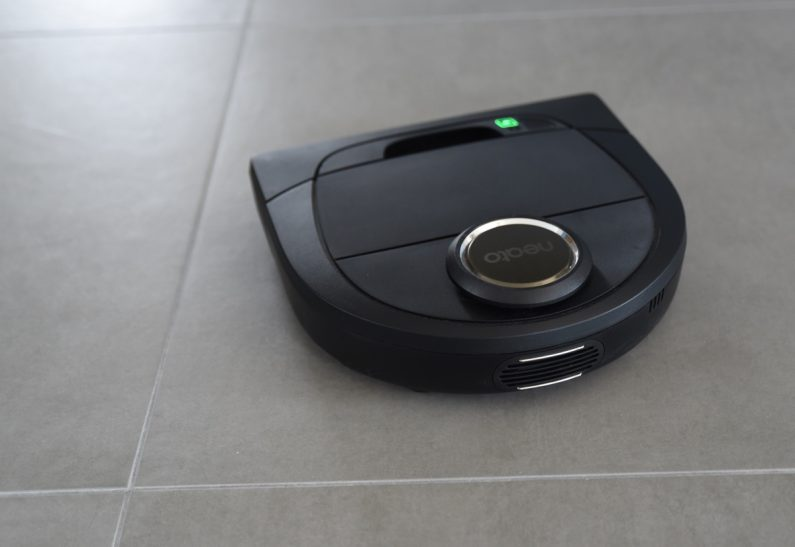 Test Neato Botvac connected D5 review essai