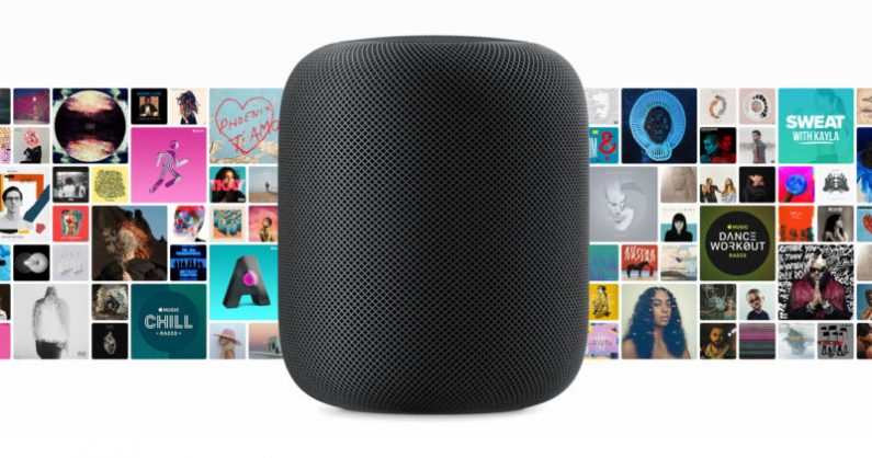 Apple HomePod : une enceinte avant un assistant, le bon positionnement