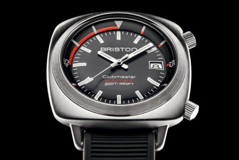Briston Clubmaster Diver : une montre qui va bien pour cet été