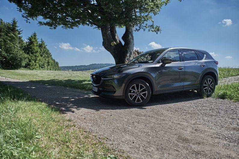 Essai Mazda CX-5 2017 test review
