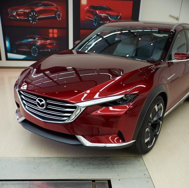 Mazda design Europe