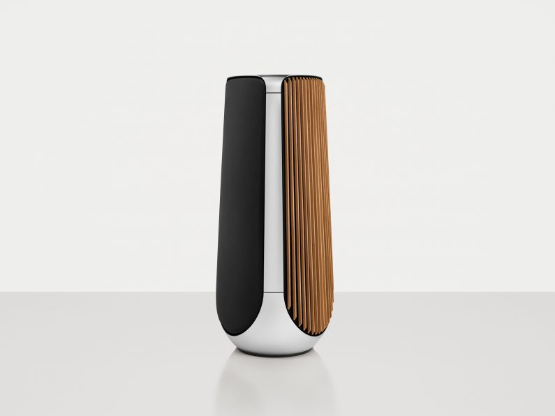 Bang Olufsen enceintes haut de gamme design Beolab 50