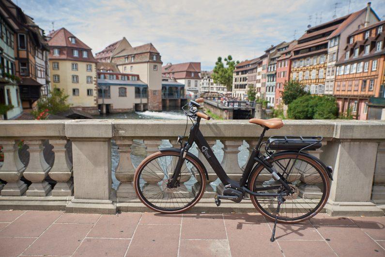 Test vélo électrique vie O2Feel Swan Shimano eSteps