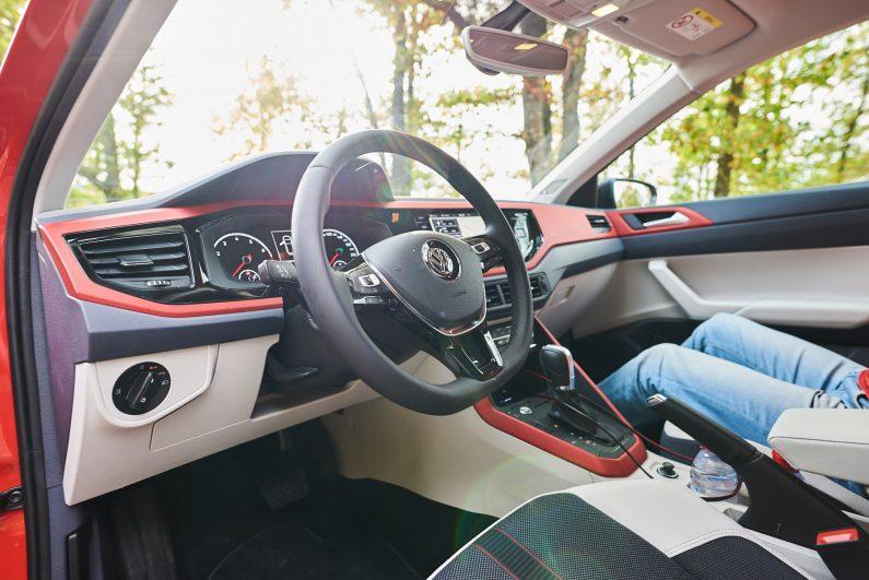 Volkswagen Polo 2018 intérieur test essai