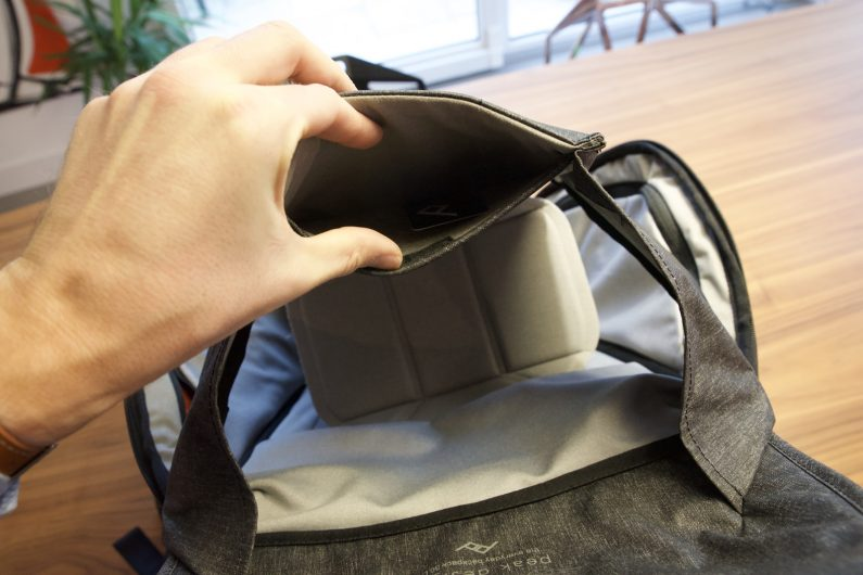 Test sac à dos photo Peak Design Everyday Backpack 30L