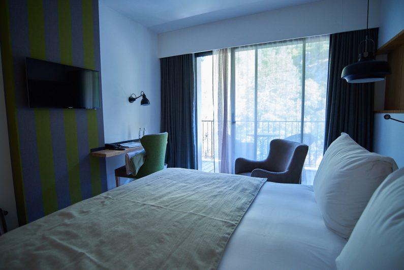 Hotel Dominique Colonna corse design hôtel test review