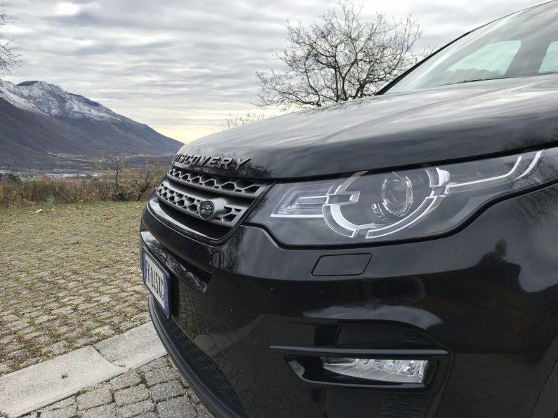 Land Rover Discovery Sport essai