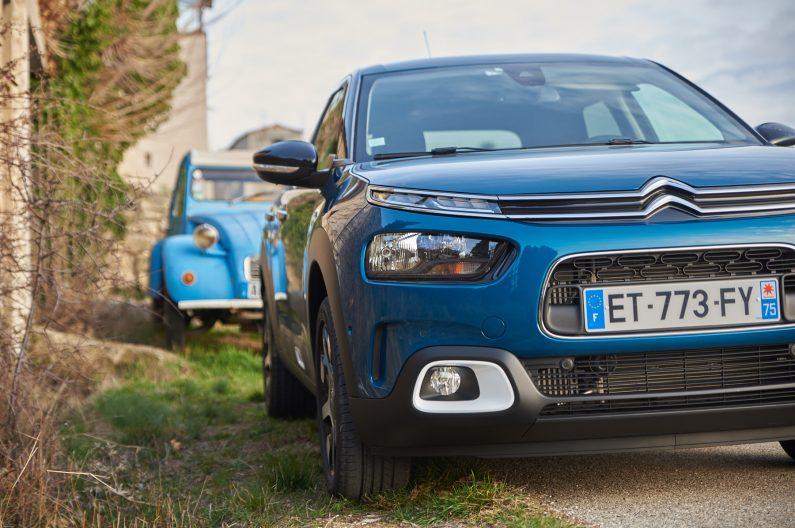 [test] C4 Cactus 2018 : Citroën retrouve ses suspensions