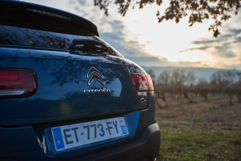 Citroën C4 Cactus 2018 test