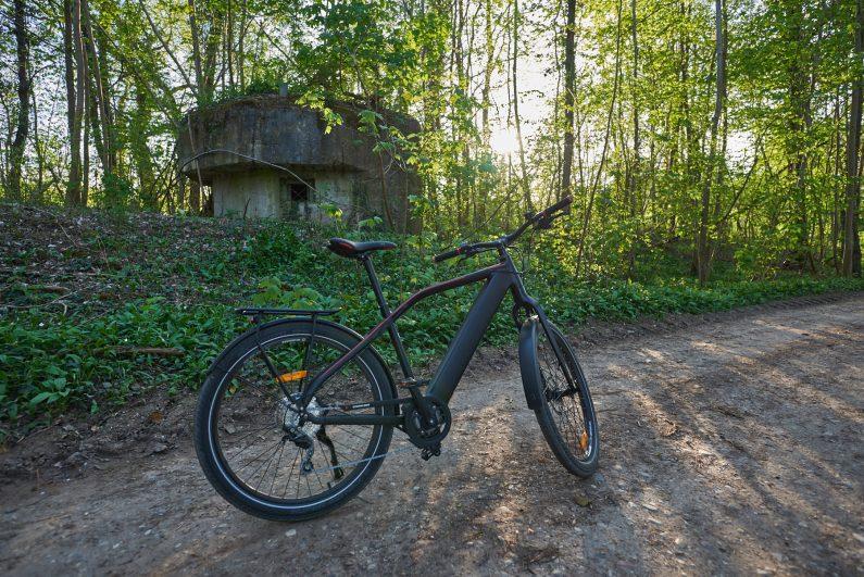test vae Gitane B21 vélo assistance électrique