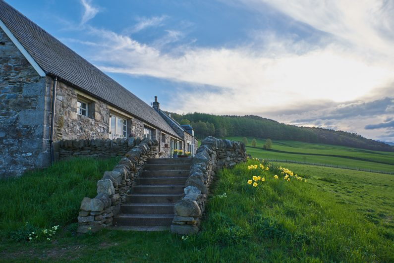 Test review ballintaggart farm scotland restaurant hotel