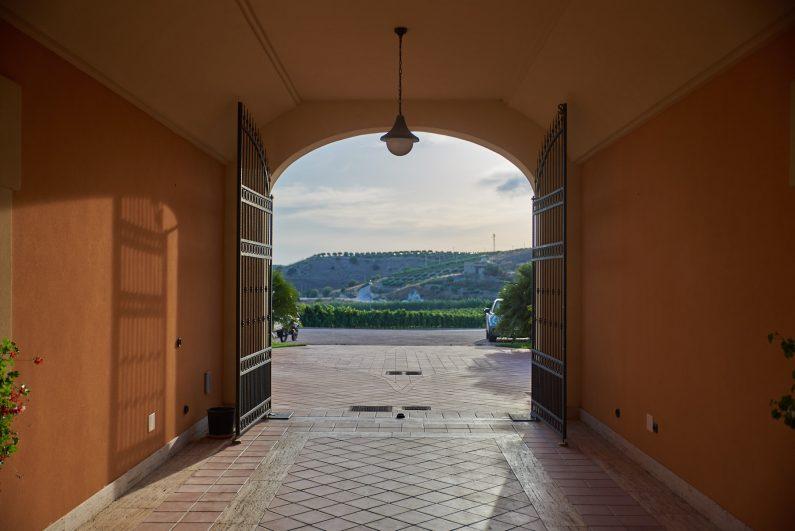 Baglio Caruana Sicile test hôtel agrotourisme luxe agroturismo