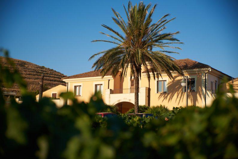 [test]Baglio Caruana : l'agrotourisme sicilien côté vigne, et spa