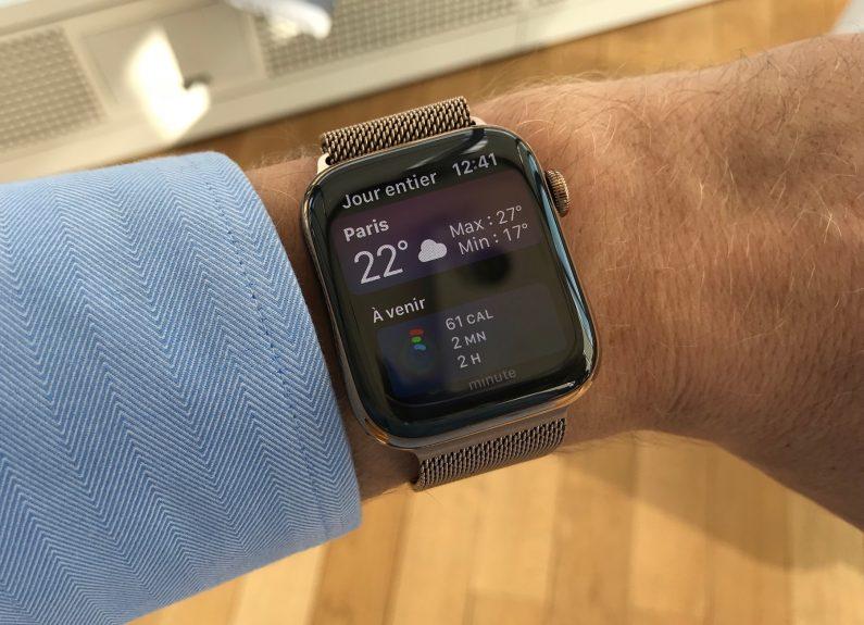 [prise en main] Apple Watch Series 4 : la montre connectée d'Apple a trouvé sa voie mais pas encore le chemin de votre cœur