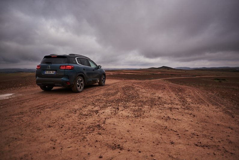 Essai C5 Aircross test SUV Citröen