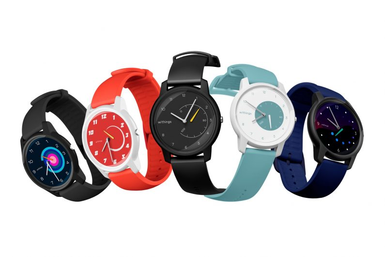 [CES19] Avec ses Move, Withings concurrence Apple… Et Swatch