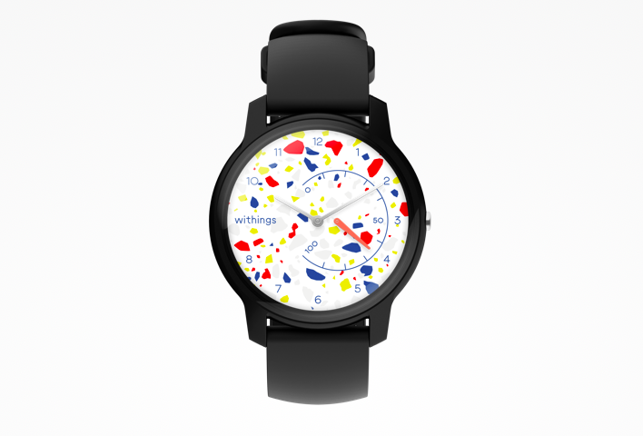 Withings Move Terrazzo