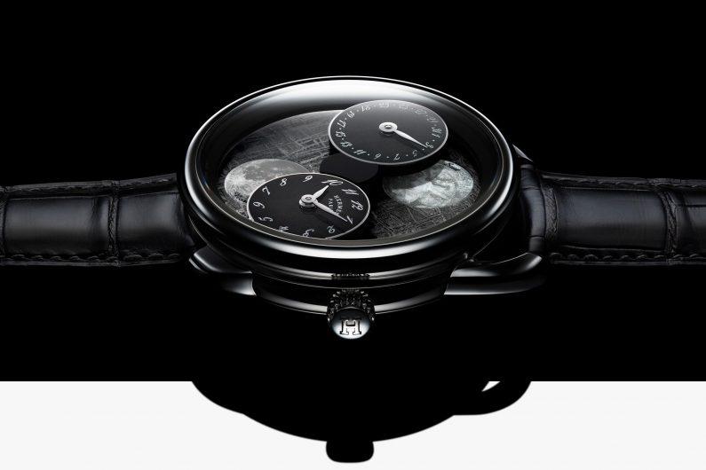 Hermès Arceau l'Heure de la Lune SIHH 2019