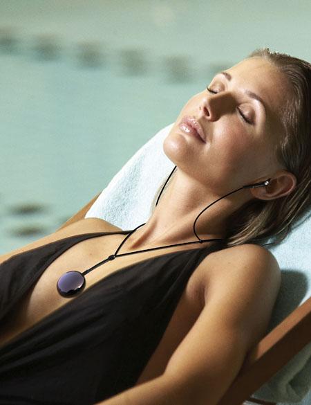 Samsung YP-S2 Galet lecteur MP3