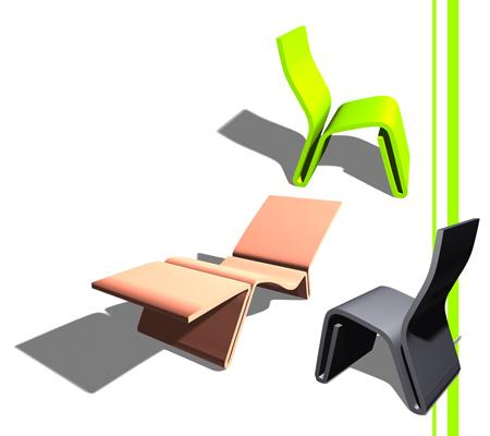 diisign.com vous présente Leafchair