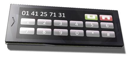 Oniix, le diisign phone