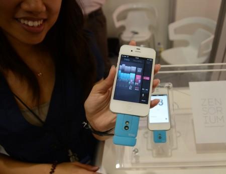 [IFA 2012] Tinké, un nouveau gadget pour surveiller votre santé