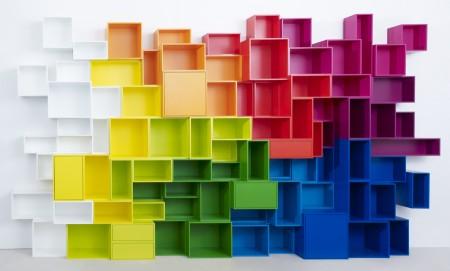 [test] CubIt : faites vous-mêmes vos étagères, cube après cube