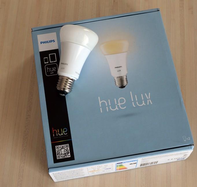 [test rapide] Philips Hue Lux : l'ampoule Hue abordable, mais limitée