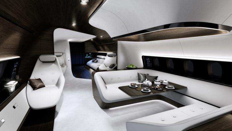 Mercedes-Benz Style  : sur terre, sur mer et dans les airs