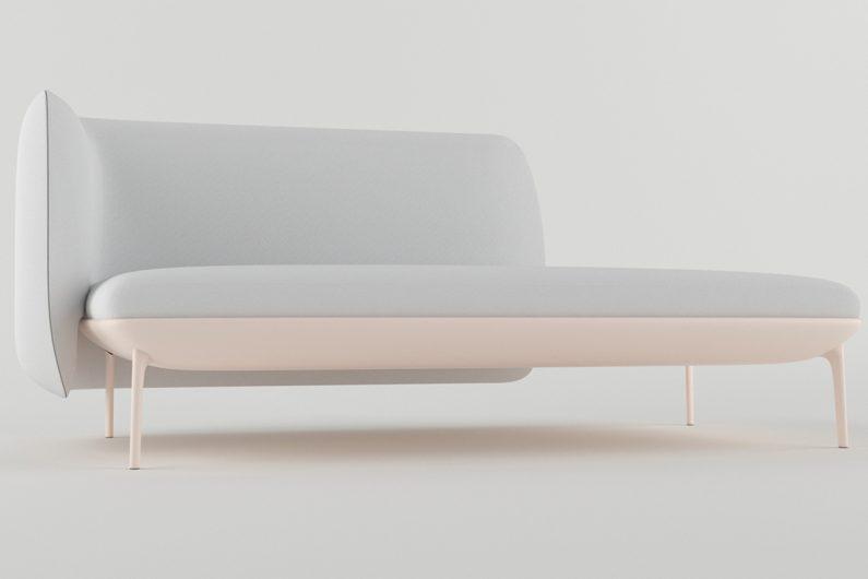 Beatle par Burak Ayman et Nur Erylmaz : le canapé flexible