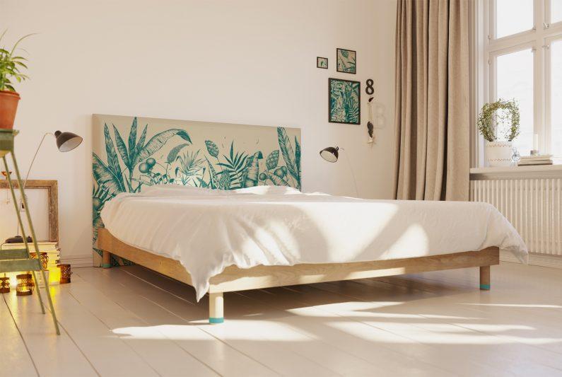 In bed with an artist : My Quintus transforme votre lit en oeuvre d'art