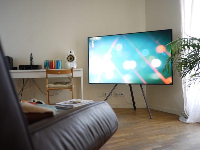[test] Samsung The Frame vs QLED : technologie et design