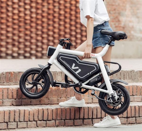 Quand Xiaomi ne copie pas Apple, ils créent : le vélo à assistance électrique Himo