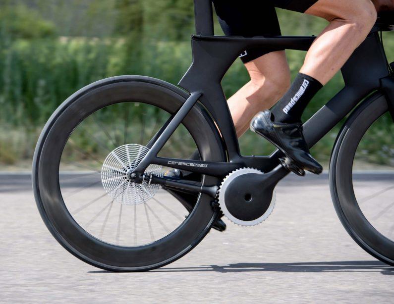Driven de CeramicSpeed : une transmission vélo ultra efficiente qui se passe de chaîne