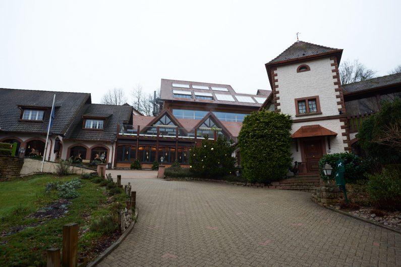 [test] La Cheneaudière : le plus grand spa d'Alsace…  Trop grand?