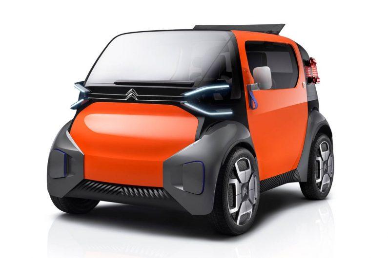Citroen AMI One : l'heure des petits véhicules urbains est-elle finalement venue?