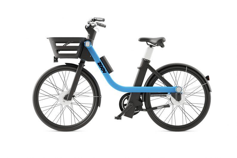 Zoov, un vélo électrique partagé malin