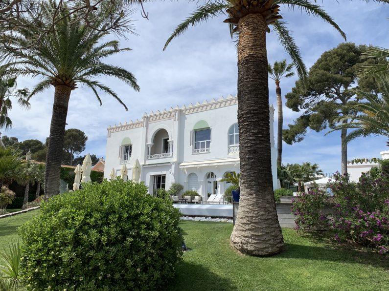 [test] La Villa Mauresque : escapade de charme à Saint Raphaël