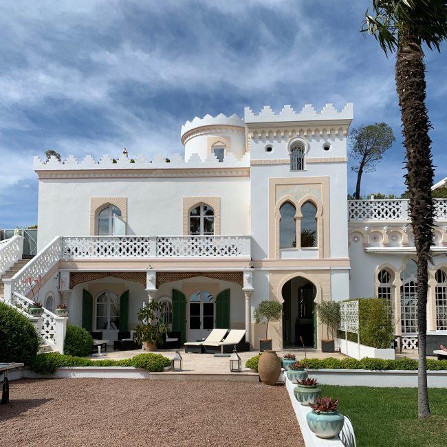 a Villa Mauresque Saint Raphael hotel review avis