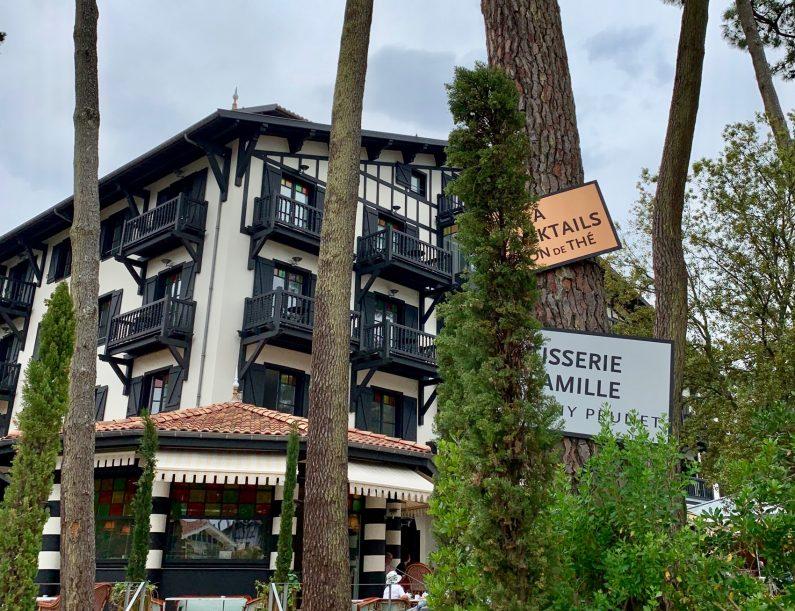 [test] Ha(a)itza : quand Philippe Starck imagine un hotel de luxe à Arcachon